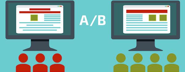 a/b test adwit